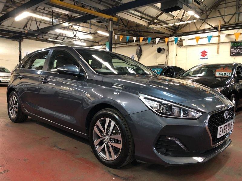 2018 Hyundai i30 1.0 T-GDi SE Nav Hatchback (68 reg)